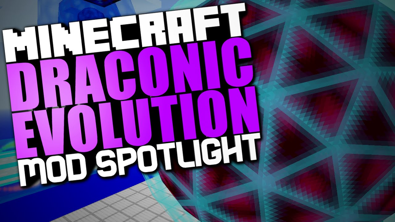 Draconic Evolution[2 0 1 126] - Minecraft Mods - Mapping and