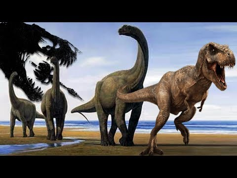 EVERYTHING WANTS TO EAT US - Camarasaurus VS GIANT T-Rex Pack - The Isle Gameplay