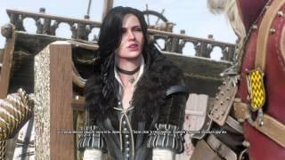 Ведьмак 3: Дикая Охота - Важная сцена с Йеннифэр