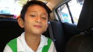 Repeat youtube video Wafiy - Aku Yang Dulu Bukanlah Yang Sekarang (Cover) [HD]