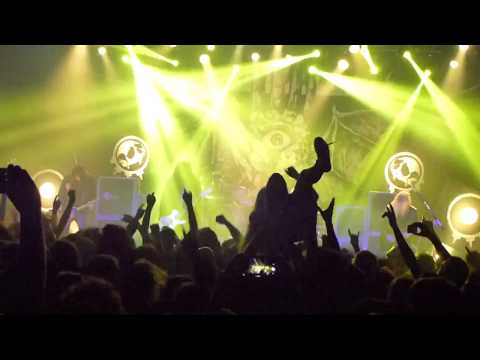 Arch Enemy - You Will Know My Name live in Innsbruck 15.09.2017