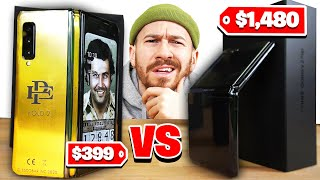$399 Escobar Fold 2 Vs. $1,480 Samsung Galaxy Z Flip! - Something doesn't add up..