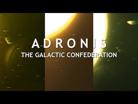Adronis  The Galactic Confederation