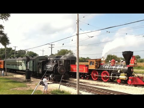 Leviathan #63 Under Steam at IRM 720p!