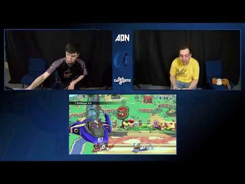 AON Alpha 2 YP Fatality (Captain Falcon) vs Vinnie (Sheik