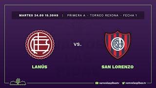 Lanús 1 - 3 San Lorenzo | #VamosLasPibas | Fútbol femenino