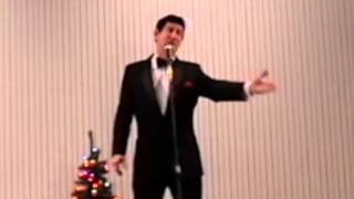 ANDY WILLIAMS TRIBUTE SINGS CANT GET USED TO LOSING YOU