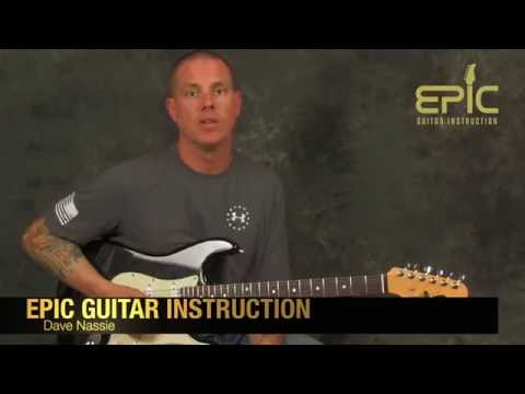 Guitar Song Lesson Learn The Solo For Wait By White Lion Pt2 Lead Parts Explained Vito Bratta