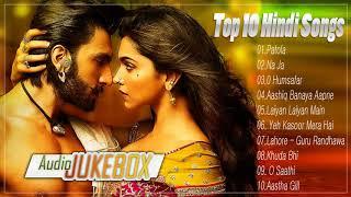 TOP 10 HINDI SONGS 2018 - TOP 10 BOLLYWOOD SONGS 2018 - TOP HINDI SONGS - LASTEST HINDI SONGS INDIAN