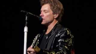 Bon Jovi You want to make a memory Lincoln Ne.