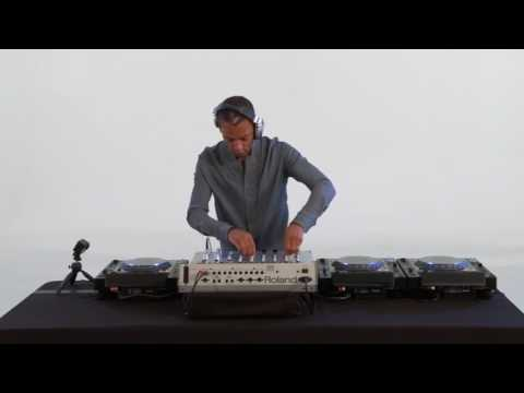 Jeff Mills Exhibitionist 2 Mix 1 (Part 1)