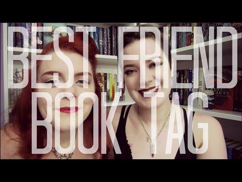 Best Friend Book Tag