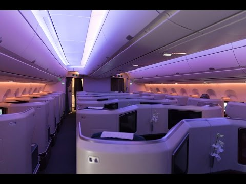 TRIP REPORT - NEW Cathay Pacific A350 BUSINESS CLASS- Vancouver to Hong Kong (CX855)