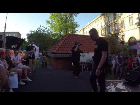 bitwa Redbull Kontrowersy Warszawa finał: Biały vs Miły
