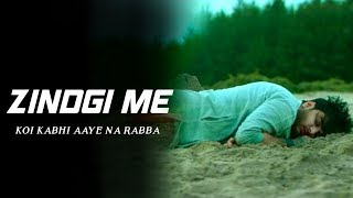 Zindagi Mein Kabhi Koi Aaye Na Rabba New Version | Sad Song | Ram Creation