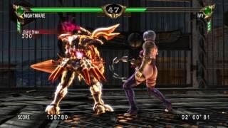 Soul Calibur 4 Nightmare Arcade Mode