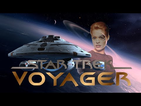 Star Trek: Voyager Series Review