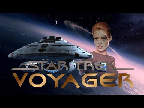 Star Trek: Voyager Series Review