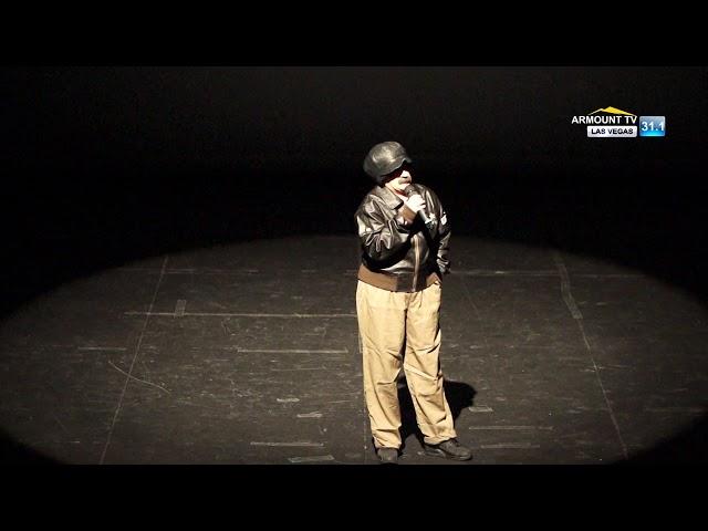 Luto - Varsik Nersisyan - Mer Comedy Show 2018 Las Vegas