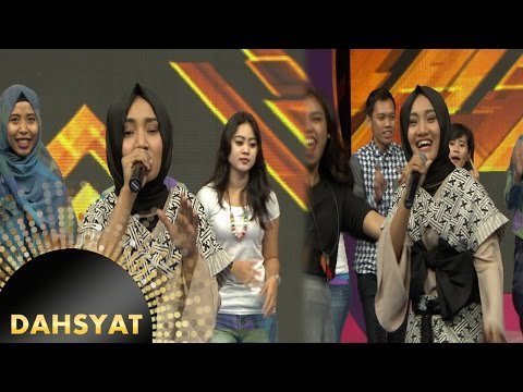 Serunya Fatin Shidqia Menyanyikan 'Jangan Kau Bohong' [DahSyat] [03 Nov 2016]