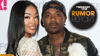 Ray J Expecting First Child With Wife Princess Love