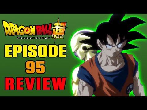 Dragon Ball Super Episode 95 REVIEW | PSYCHO FRIEZA
