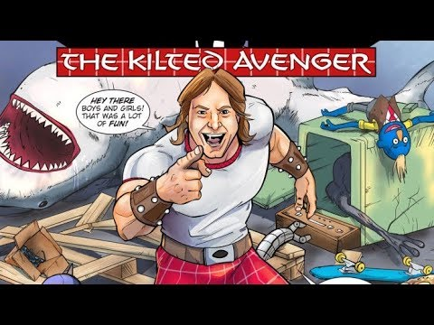 Roddy Piper: The Kilted Avenger