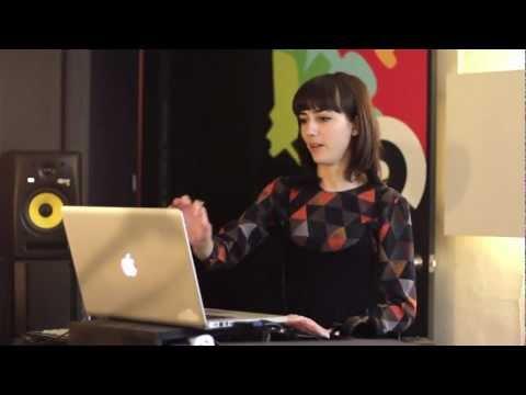 Elizabeth Rose on making music with Ableton Live