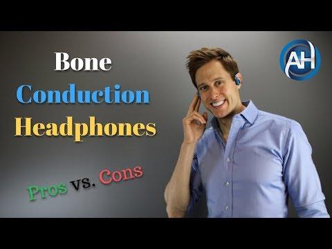 Bone Conduction Headphones - Pros vs. Cons