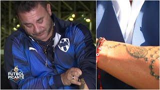 Antonio Mohamed visita a la Virgen de Guadalupe para pedir 'el milagro' del título | Futbol Picante