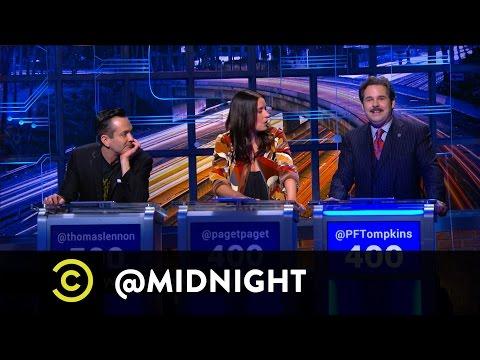 #HashtagWars Recap – Week of 1/5 – @midnight
