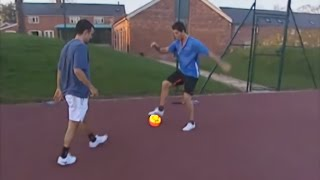 Cristiano Ronaldo ● Amazing Freestyle Skills & Tricks HD