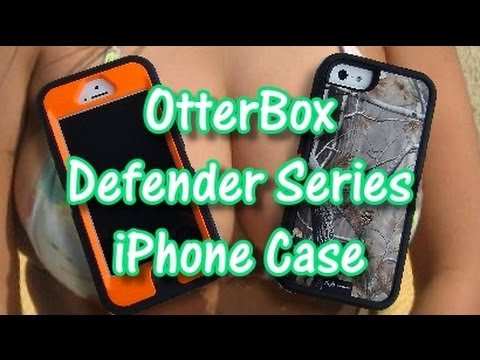 OtterBox Defender Case for iPhone 5 in Realtree Camo