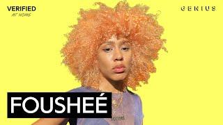 Fousheé Deep End Official Lyrics \u0026 Meaning | Verified