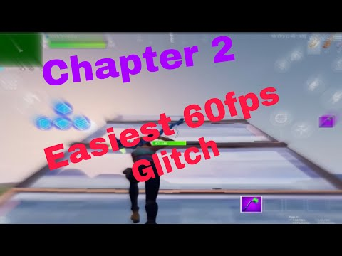 HOW TO GET 60FPS ON ANY DEVICE AFTER UPDATE FOR FORTNITE MOBILE!! (Easiest Method)