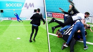 Liam Ridgewell's winning free kick? 🚀 | Soccer AM Pro AM