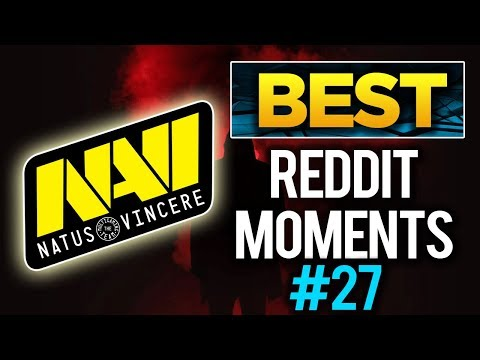 Dota 2 Best Moments of Reddit - Ep. 27 thumbnail