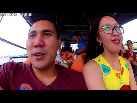 CRUiSING at MALL OF ASIA BOAT RIDE