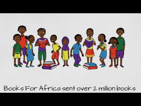 Books For Africa Holiday Video