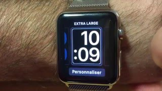 Watch OS Apple Watch  Démo Complète Exercice
