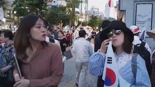 🇰🇷선거 D-1, 대한애국당의 승부수 ✔서울역,신촌, 서울시청 앞에서 한판승부.