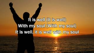 It Is Well With My Soul - Matt Redman (2015 New Worship Song with Lyrics)