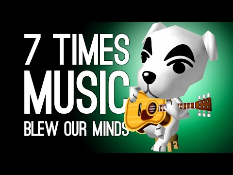 7 Times Music in Games Blew Our Minds - Round 2