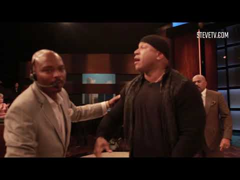 Behind the scenes with LL Cool J and Jeremy Sisto