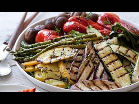 How to Make Giada's Grilled Vegetable Medley | Food Network