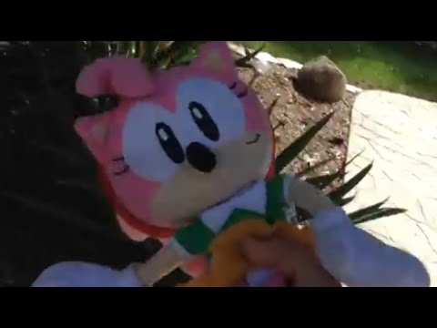 Sonic Plush Adventures Ep16 -SonAmy