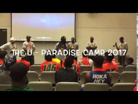 The U Paradise Camp 2017