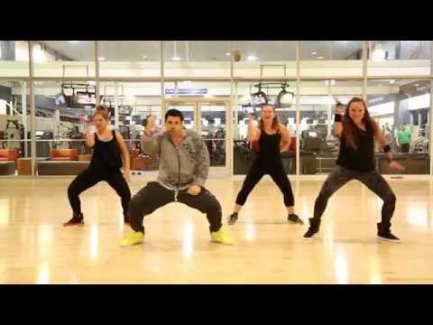 """Makina"" Los Teke Teke – Zumba Choreography"