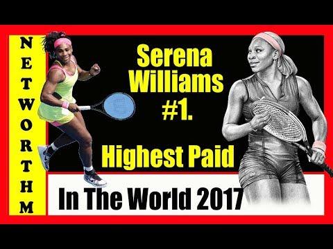 World's Top 10 Highest Paid Female Athletes List 2017-2018