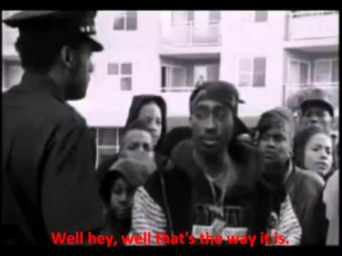2Pac- Changes Offical Video with Lyrics